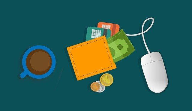 betalningsalternativ på internet
